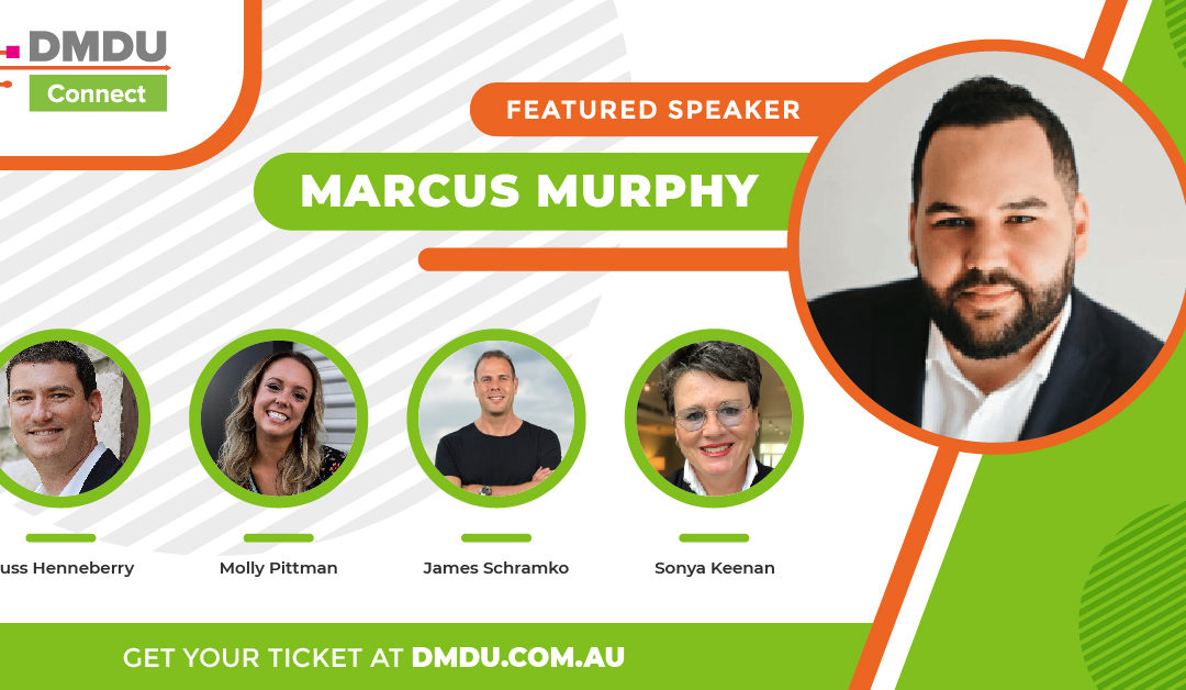 Marcus Murphy heading up DM team down under