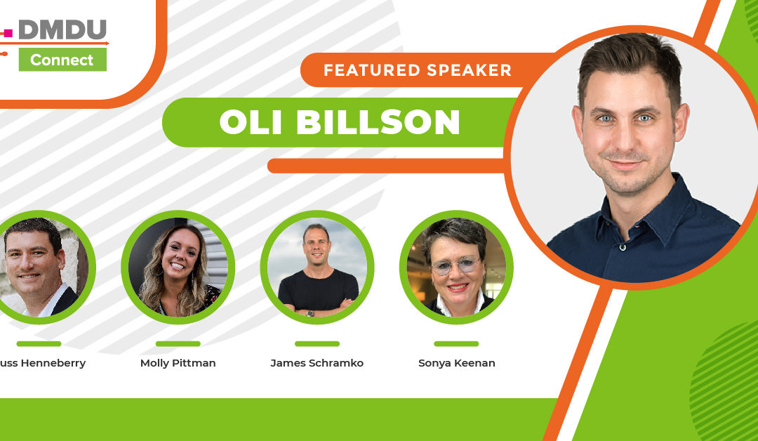 Who is Oli Billson and why should you care?