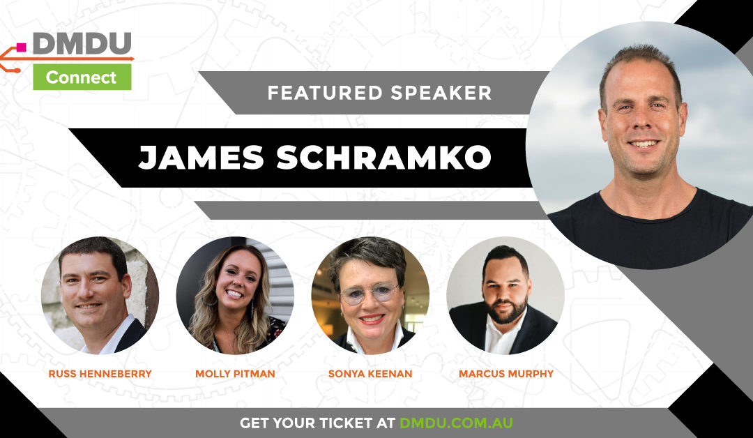 Work less and make more – learn the secrets live with James Schramko