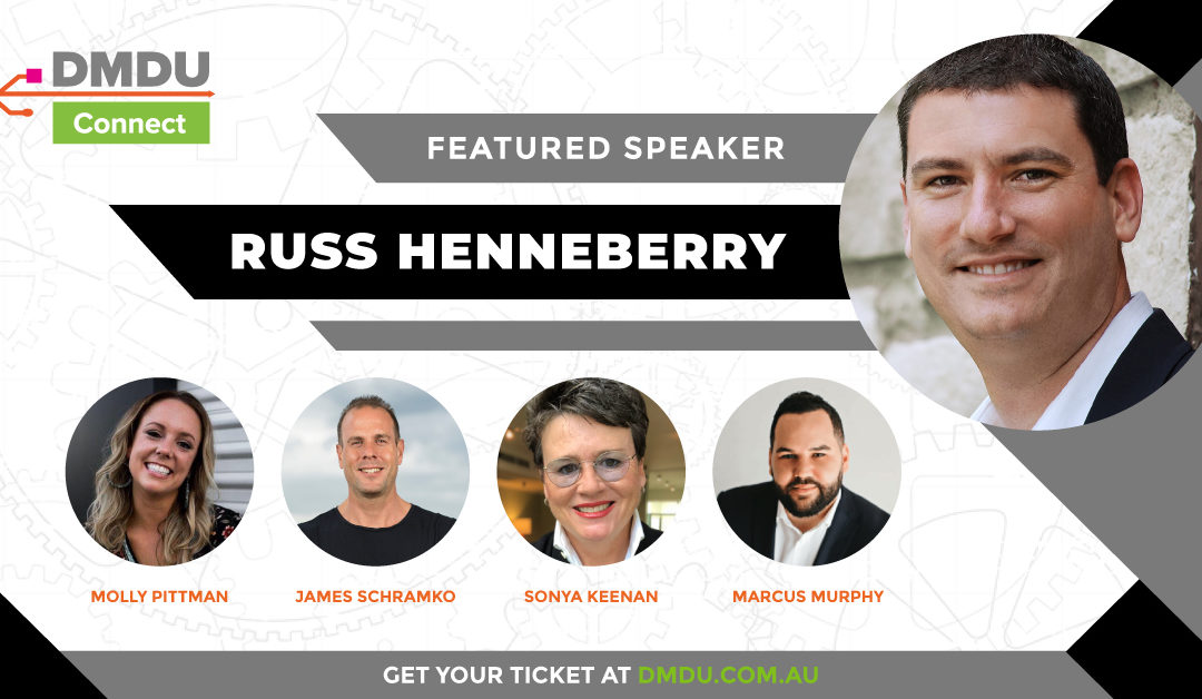 The three things you need for lead generation – Russ Henneberry shares his lead generation secrets